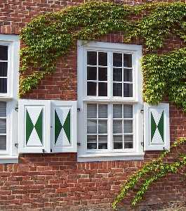 Holländisches Vietel (Detail)